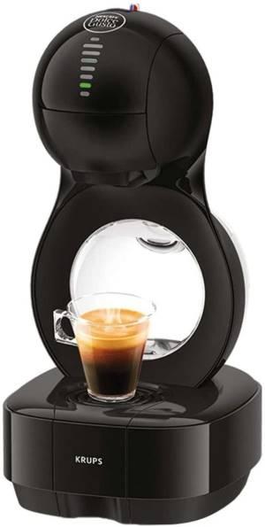 Krups lumio macchina da caffp1308 nescafolce gusto nero