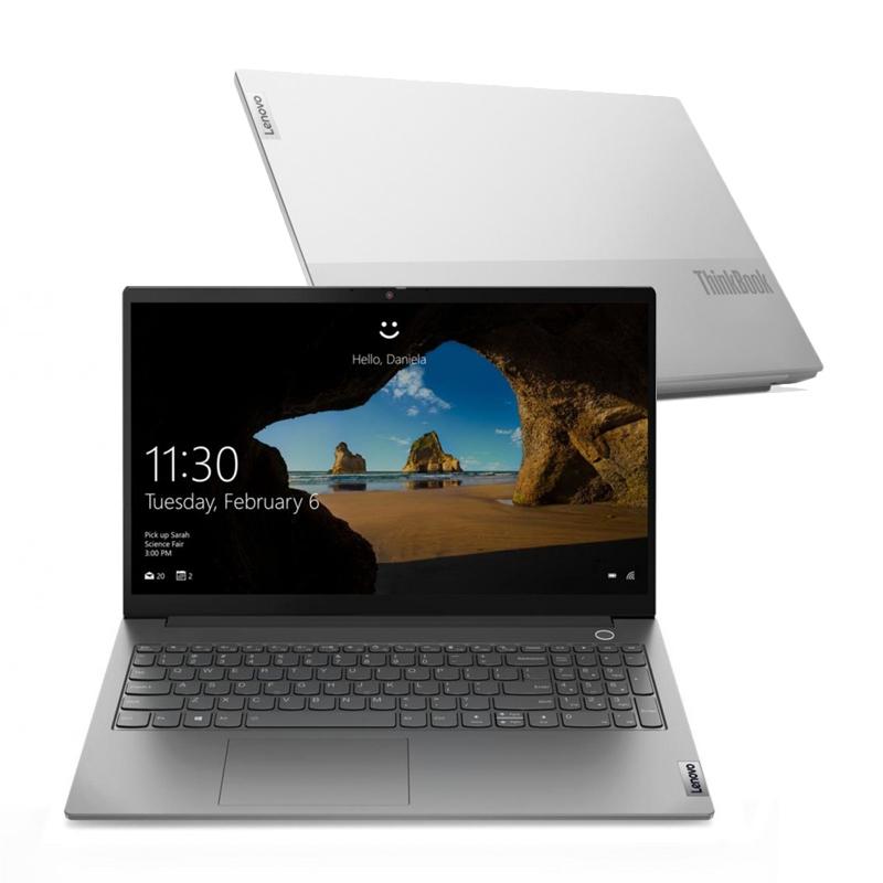NOTEBOOK LENOVO ThinkBook 20VE0006IX - i5-1135G7 16GB SSD-512GB 15,6