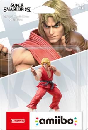 Amiibo Smash Ken foto 2