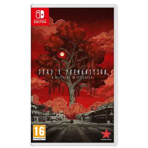 Switch deadly premonition 2: a blessing in disguise