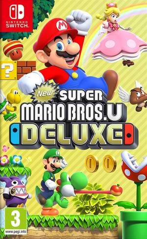 Switch new super mario bros. u deluxe