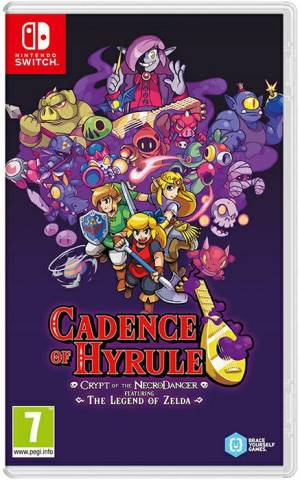 Switch cadence of hyrule