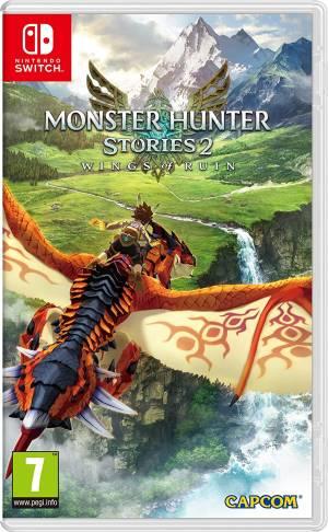 Switch monster hunter stories 2
