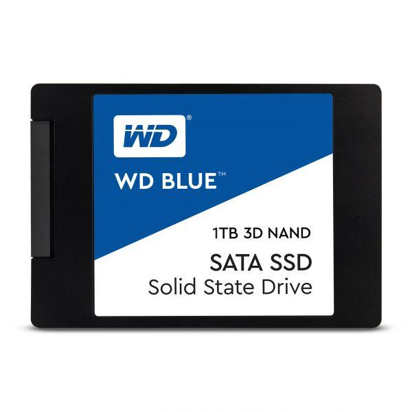 SSD 2,5 1TB SATA3 BLUE WD NO KIT INSTAL. NEW