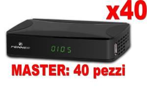 Fenner decoder fn-gx1 hd dvb-t2/hevc ubs 2.0 40pz