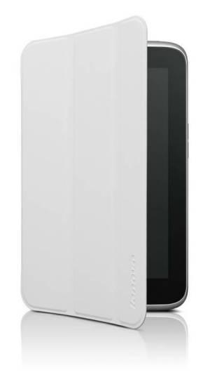 Lenovo cover bianca per tablet a1000 con pellicola trasparente