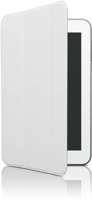 Lenovo cover bianca per tablet a3000 con pellicola trasparente