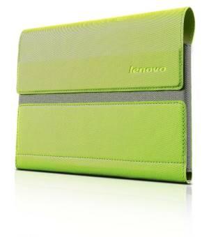 Lenovo custodia verde e pellicola protettiva per yoga tab 8 b6000