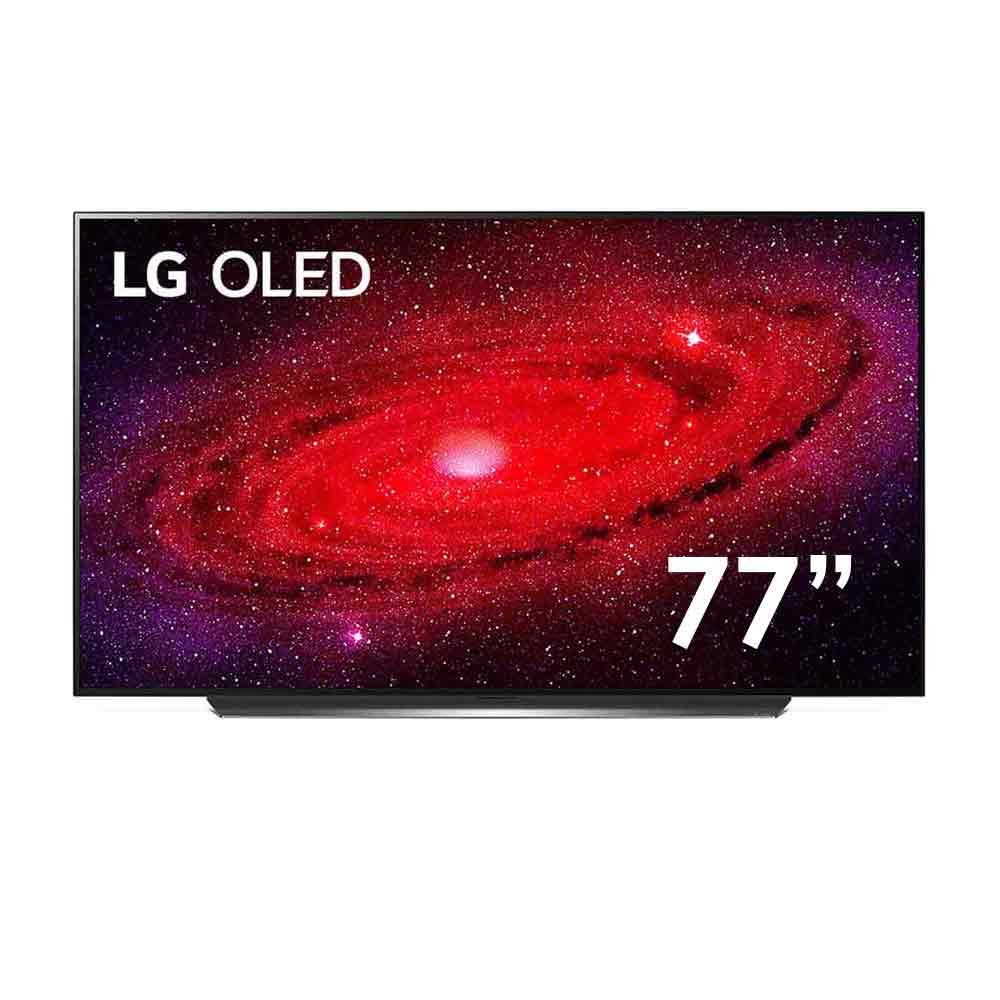 Smart tv lg full hd 4k oled da 77 pollici webos dvb-t2 wi-fi lan oled77cx.
