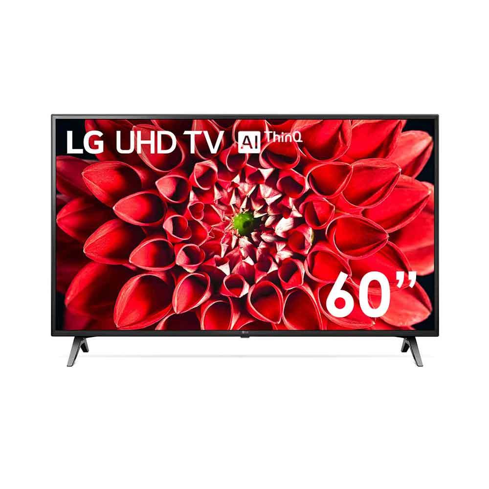 TV Smart LG 4K 60 pollici HDMI Wi-Fi LAN Bluetooth con Miracast WebOS foto 2