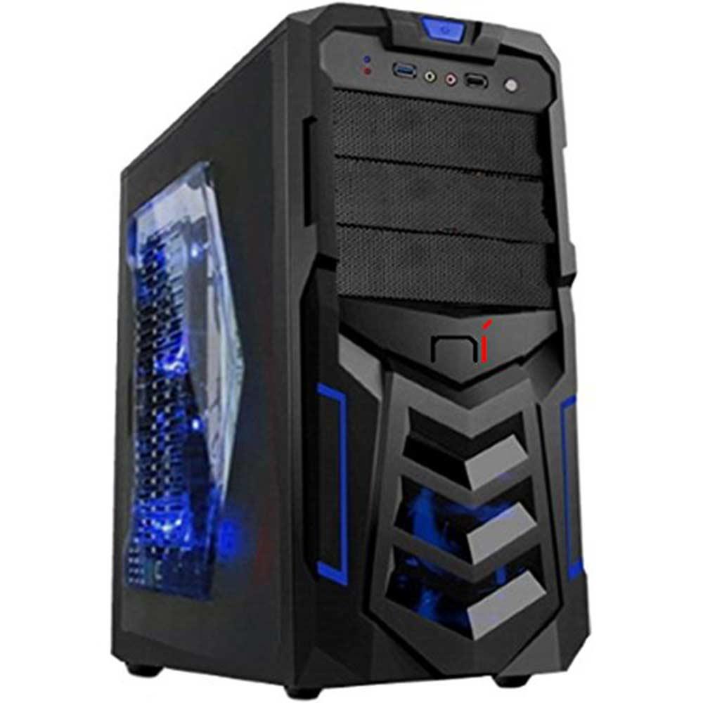 Pc gaming desktop assemblato intel i7 7700 3.6ghz ram 16gb ddr4 gtx 1050 2gb.