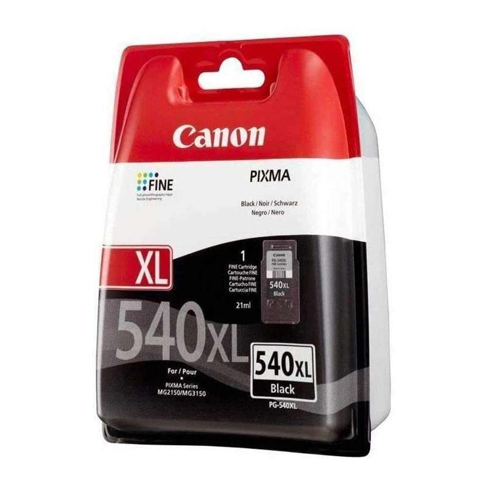 Cartuccia originale Canon PG-540XL inchiostro nero ad alte prestazioni foto 4