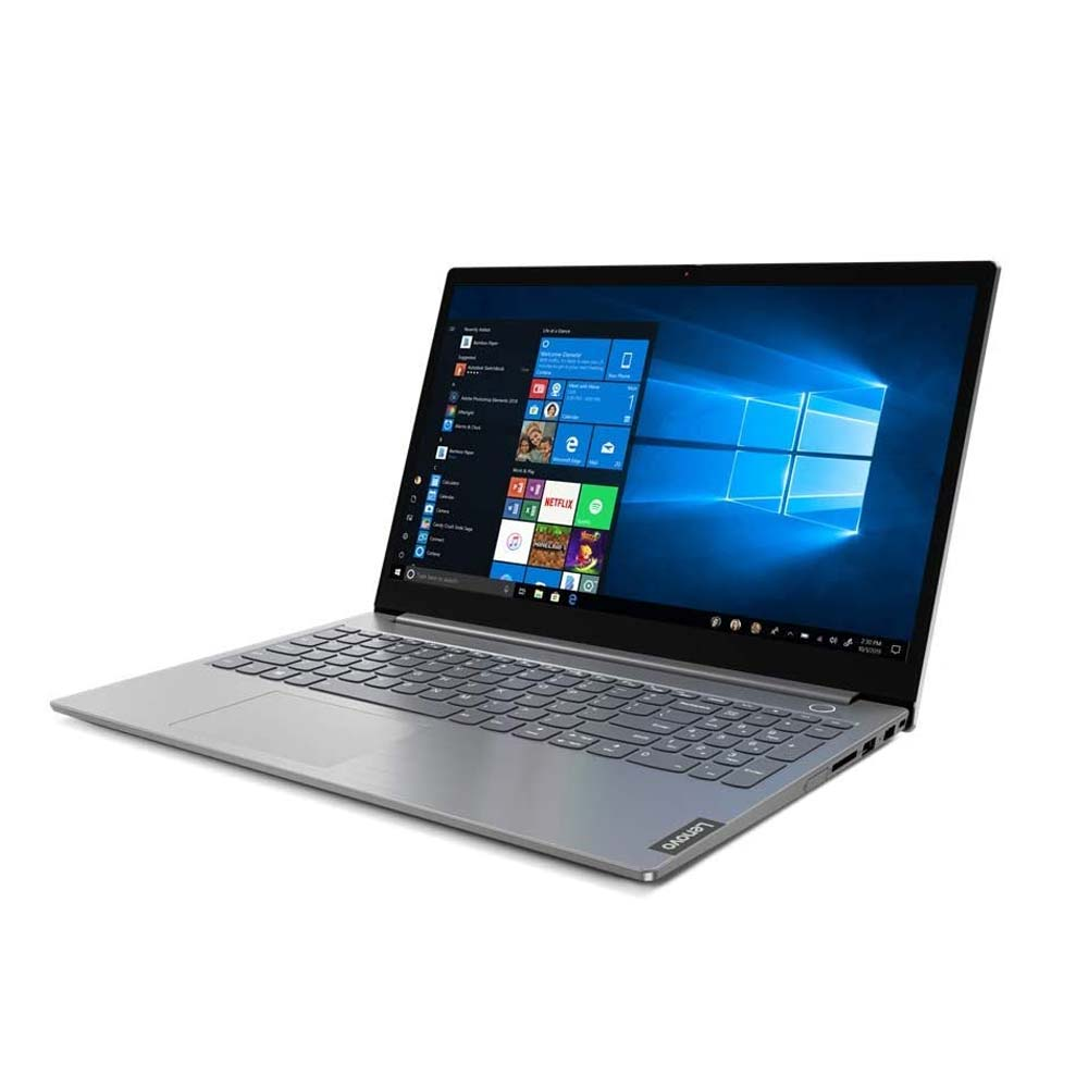 Notebook Lenovo V15 15.6 AMD Ryzen 5 3500U 8gb ram DDR4 SSD 256GB Win10 Home foto 3