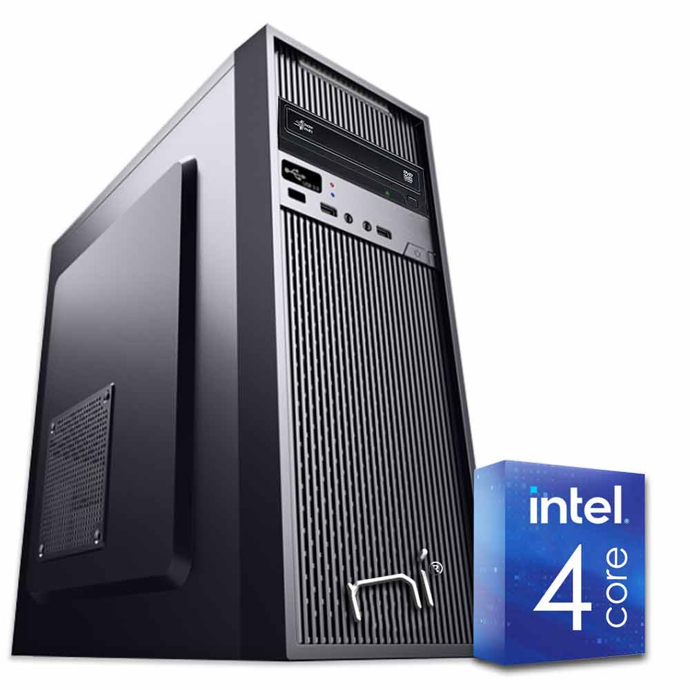 Pc desktop windows 10 intel quad core 8gb ram hard disk 1tb wifi hdmi