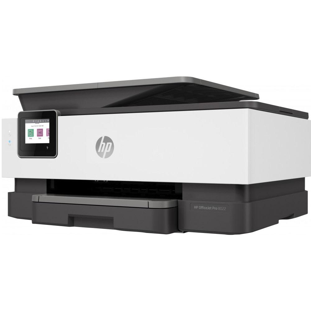 Stampante multifunzione HP OfficeJet PRO 8022 inkjet fronte-retro Wi-Fi LAN foto 4