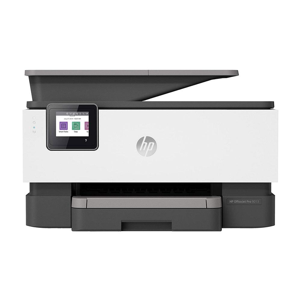 Stampante HP OfficeJet PRO 9013 multifunzione inkjet a colori fronte-retro Wi-Fi foto 2