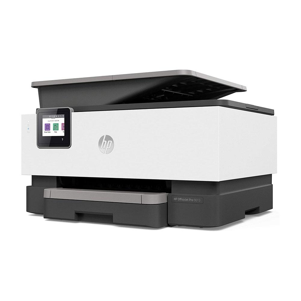 Stampante HP OfficeJet PRO 9013 multifunzione inkjet a colori fronte-retro Wi-Fi foto 4