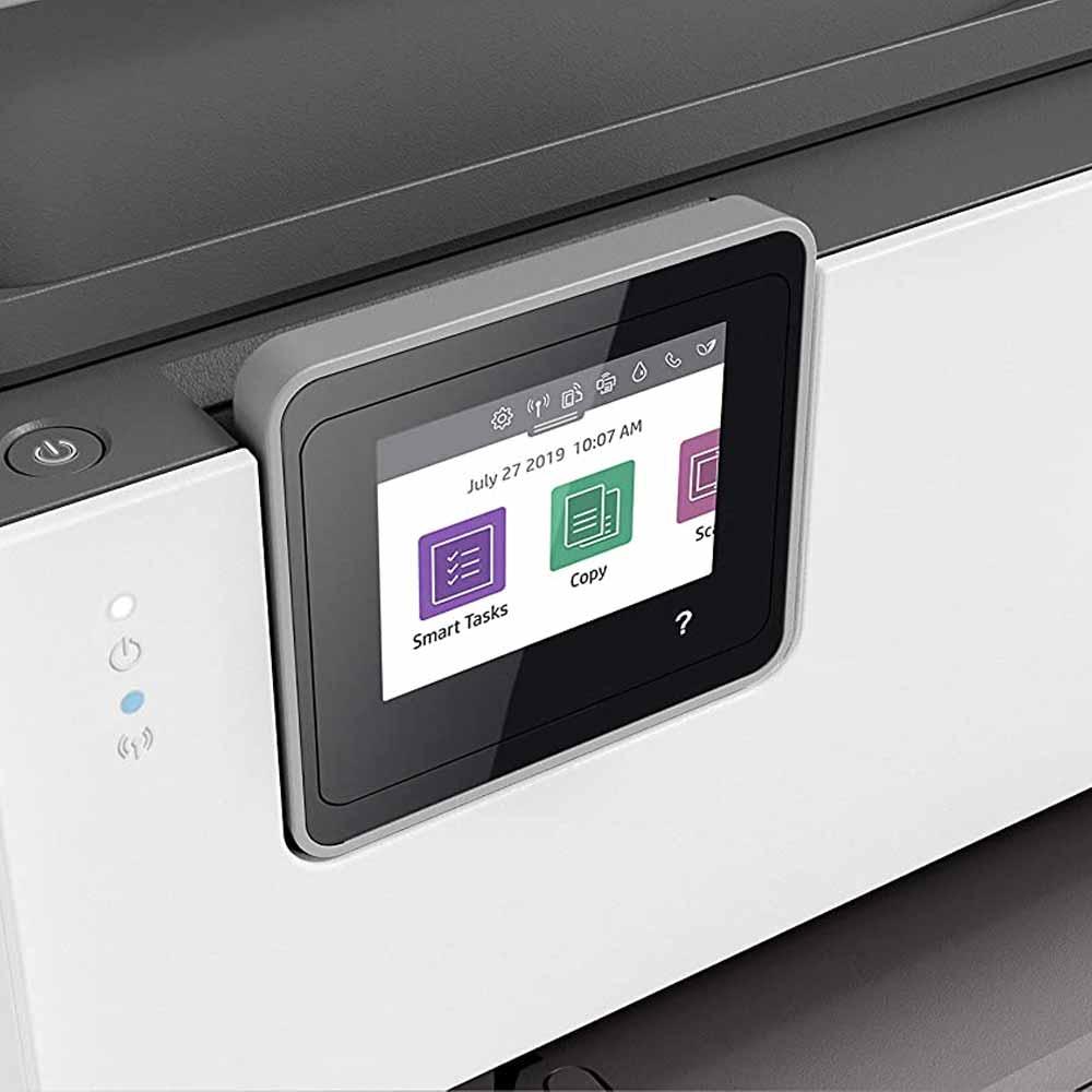 Stampante HP OfficeJet PRO 9013 multifunzione inkjet a colori fronte-retro Wi-Fi foto 6
