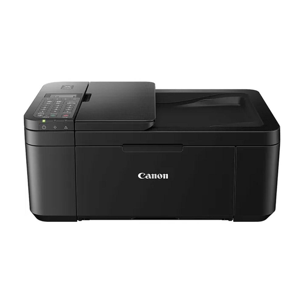 Stampante multifunzione Canon TR4550 inkjet a colori Wi-Fi fronte retro A4 A5 foto 2