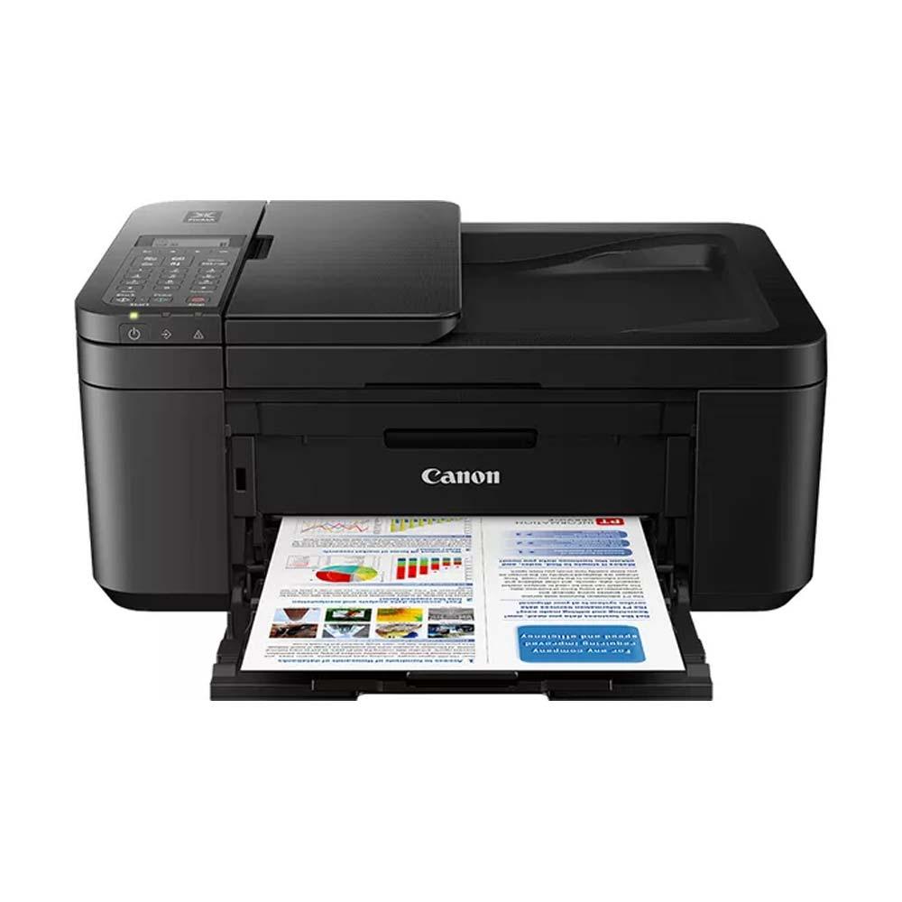 Stampante multifunzione Canon TR4550 inkjet a colori Wi-Fi fronte retro A4 A5 foto 4