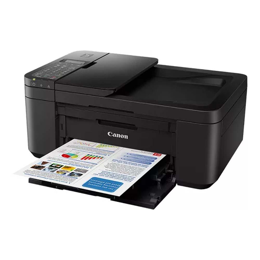Stampante multifunzione Canon TR4550 inkjet a colori Wi-Fi fronte retro A4 A5 foto 5
