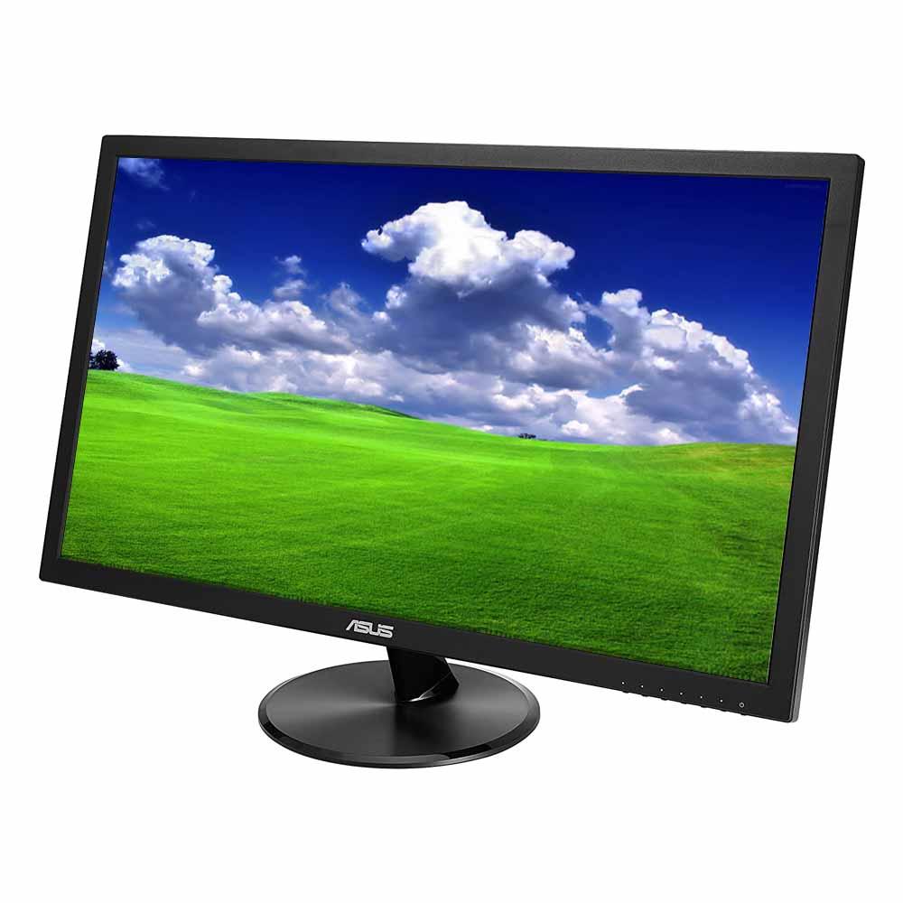 Monitor Asus 21,5 pollici FullHD con pannello LCD connettore VGA 5ms VP228DE  foto 3