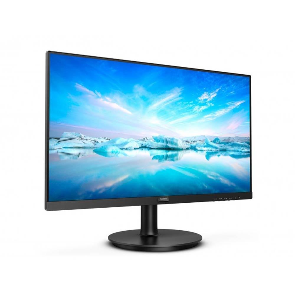 Monitor Philips 222V8LA 21,5 pollici FullHD HDMI Display Port 4ms con speaker foto 3