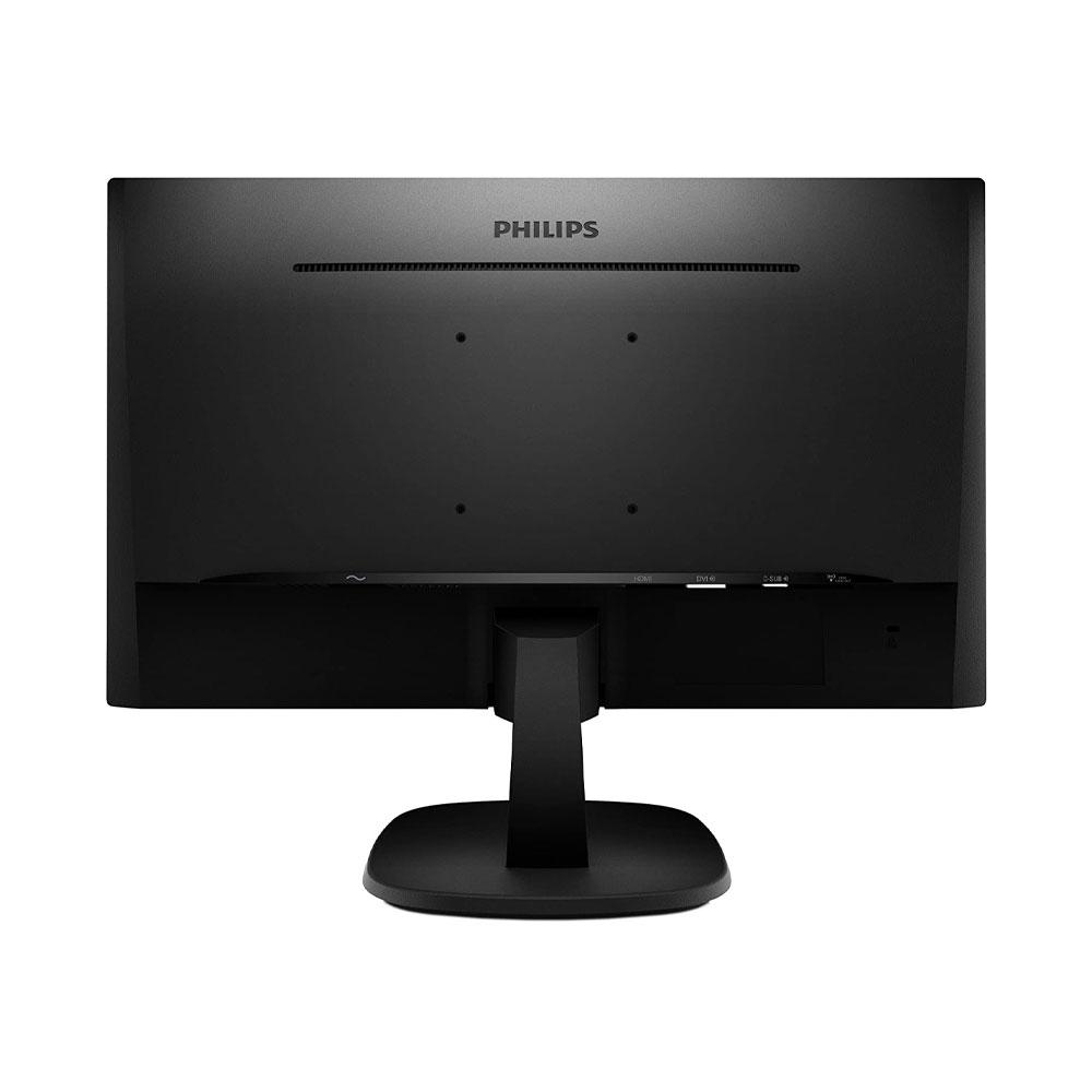 Monitor Philips 24 pollici FullHD DVI VGA HDMI 5ms 243V7QDSB foto 6