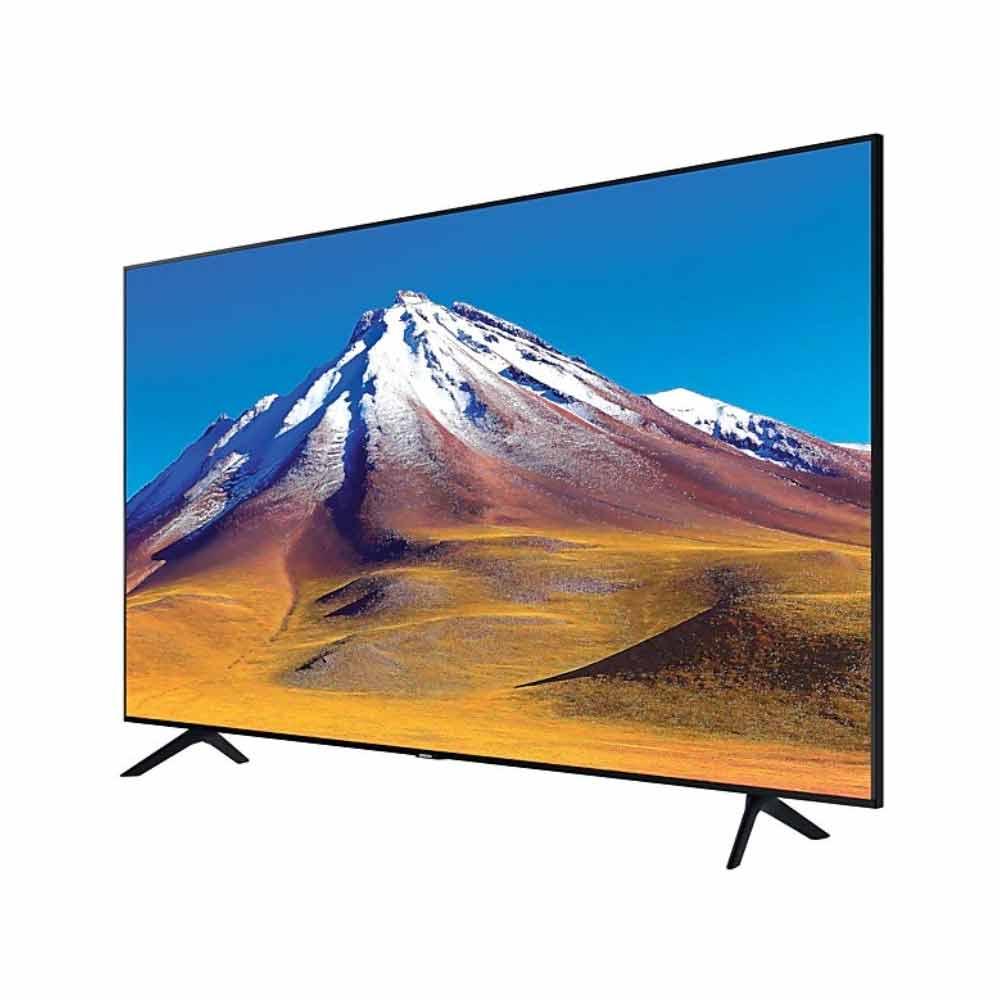 Smart TV Samsung 4K 65 pollici con Tizen DVB-T2 Wi-Fi Lan comandi vocali foto 3