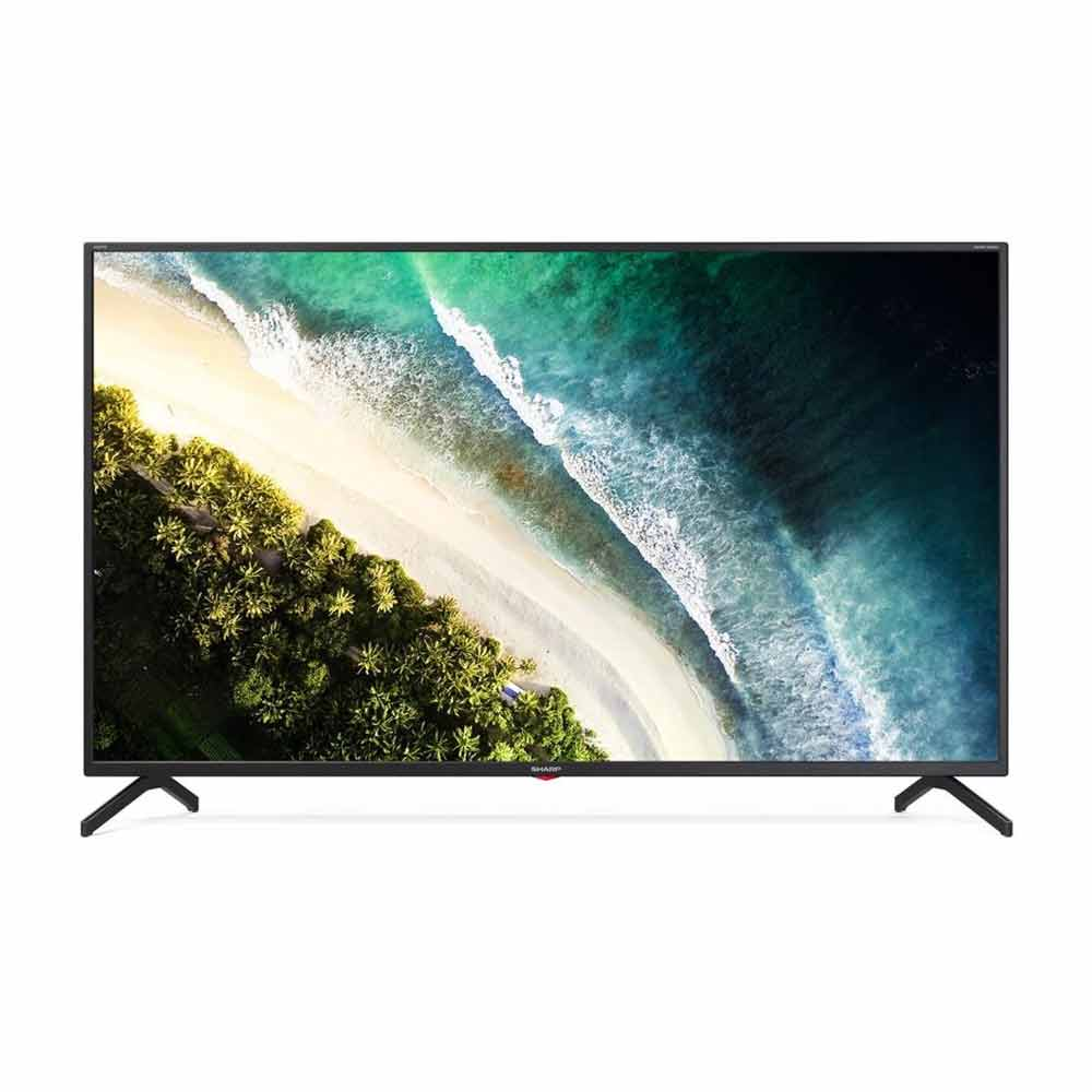 SmartTV Sharp Aquos 50BN3EA 4K da 50 pollici AndroidTV 9 DVB-T2 Wi-Fi Lan foto 2