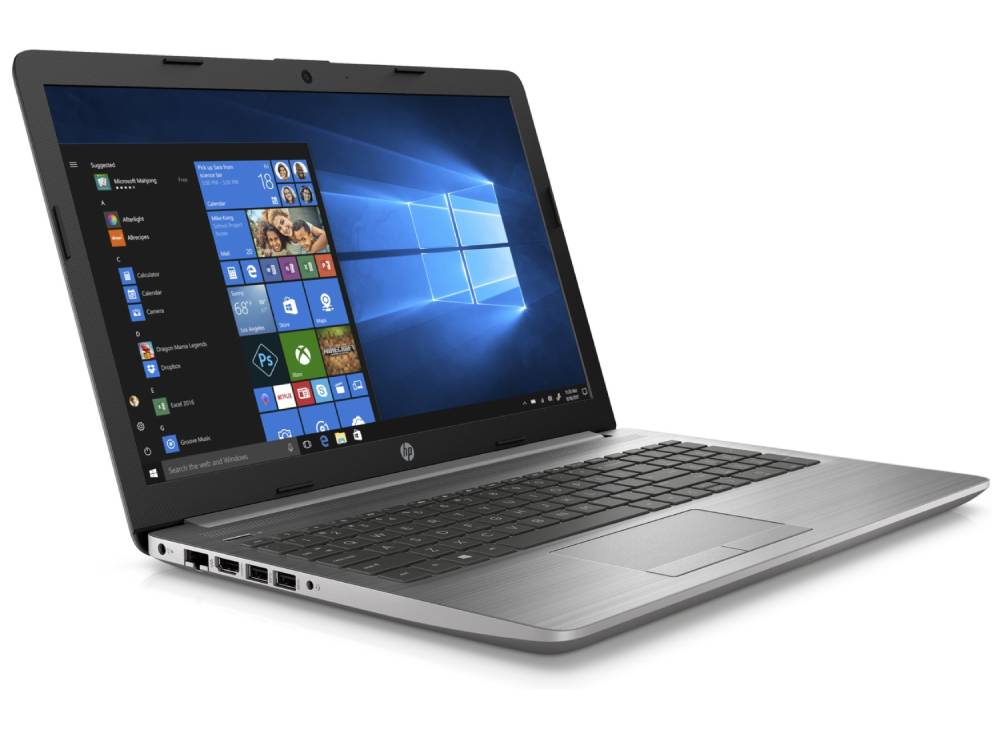 Notebook portatile HP 15,6 pollici intel i3-8130U 4gb ram 256gb ssd windows 10 foto 2
