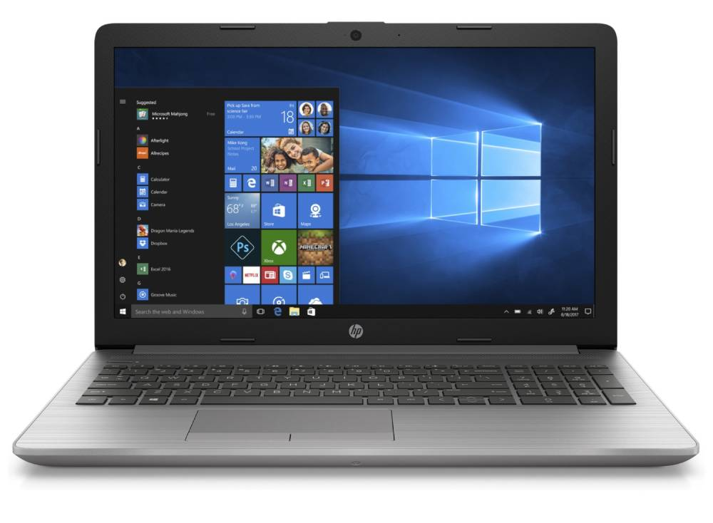 Notebook portatile HP 15,6 pollici intel i3-8130U 4gb ram 256gb ssd windows 10 foto 3