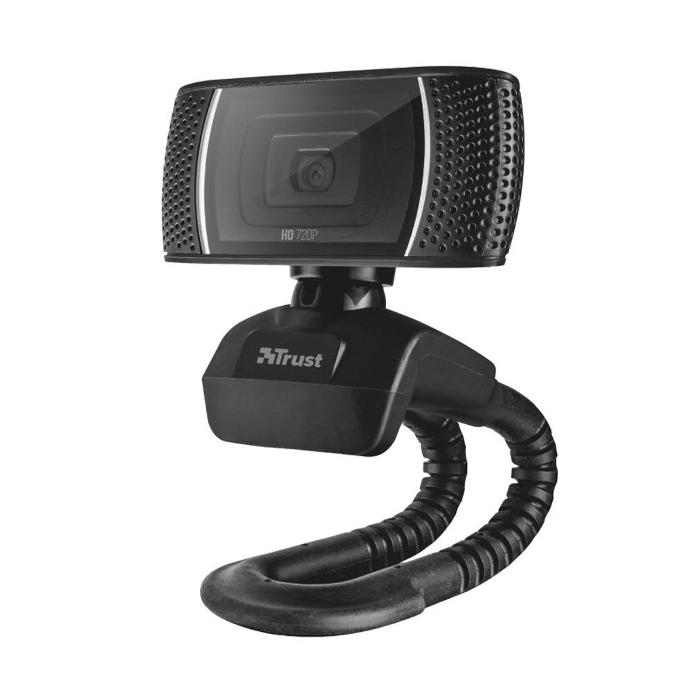Kit completo Trust QOBY 4-1 con Mouse e tastiera wireless, webcam cuffie OverEar foto 5