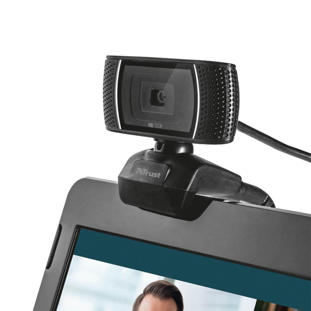 Kit completo Trust QOBY 4-1 con Mouse e tastiera wireless, webcam cuffie OverEar foto 6