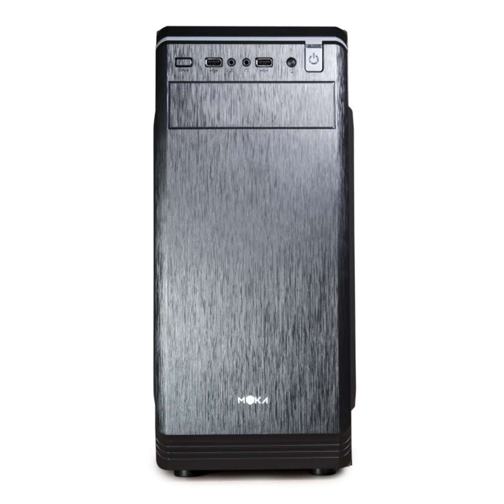 Case Middle-Tower MYKA CL-04 Con Alimentatore 500W incluso
