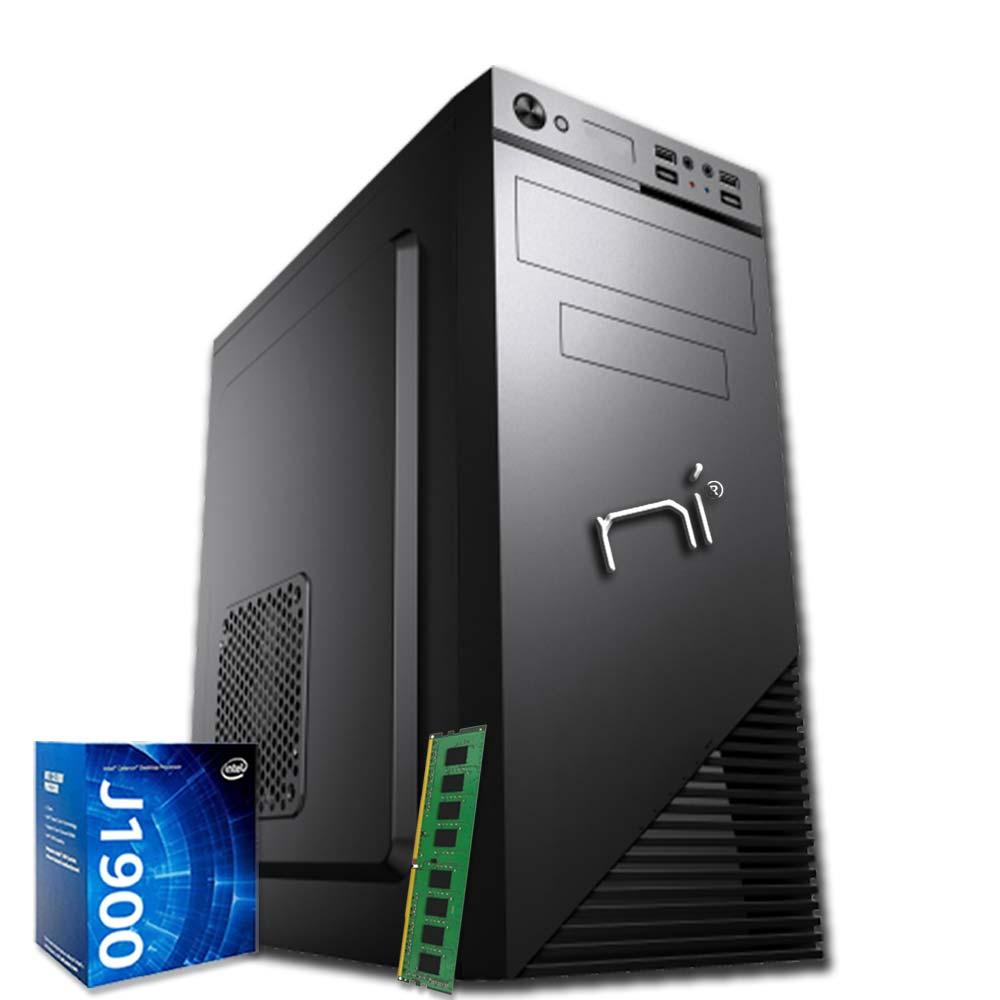 Pc desktop windows 10 intel quad core 8gb ram hard disk 1tb wifi hdmi