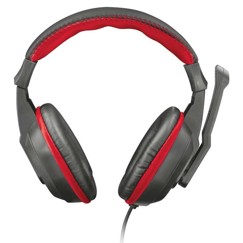 Cuffie gaming Trust Ziva Over-Ear con microfono ad archetto cavo 1 metro foto 3