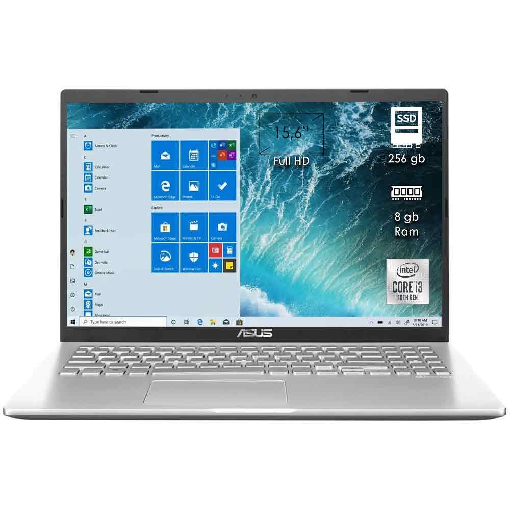 Notebook portatile Asus X509JA-EJ027T 15,6 Intel i3 8GB RAM SSD 256GB Windows 10 foto 2