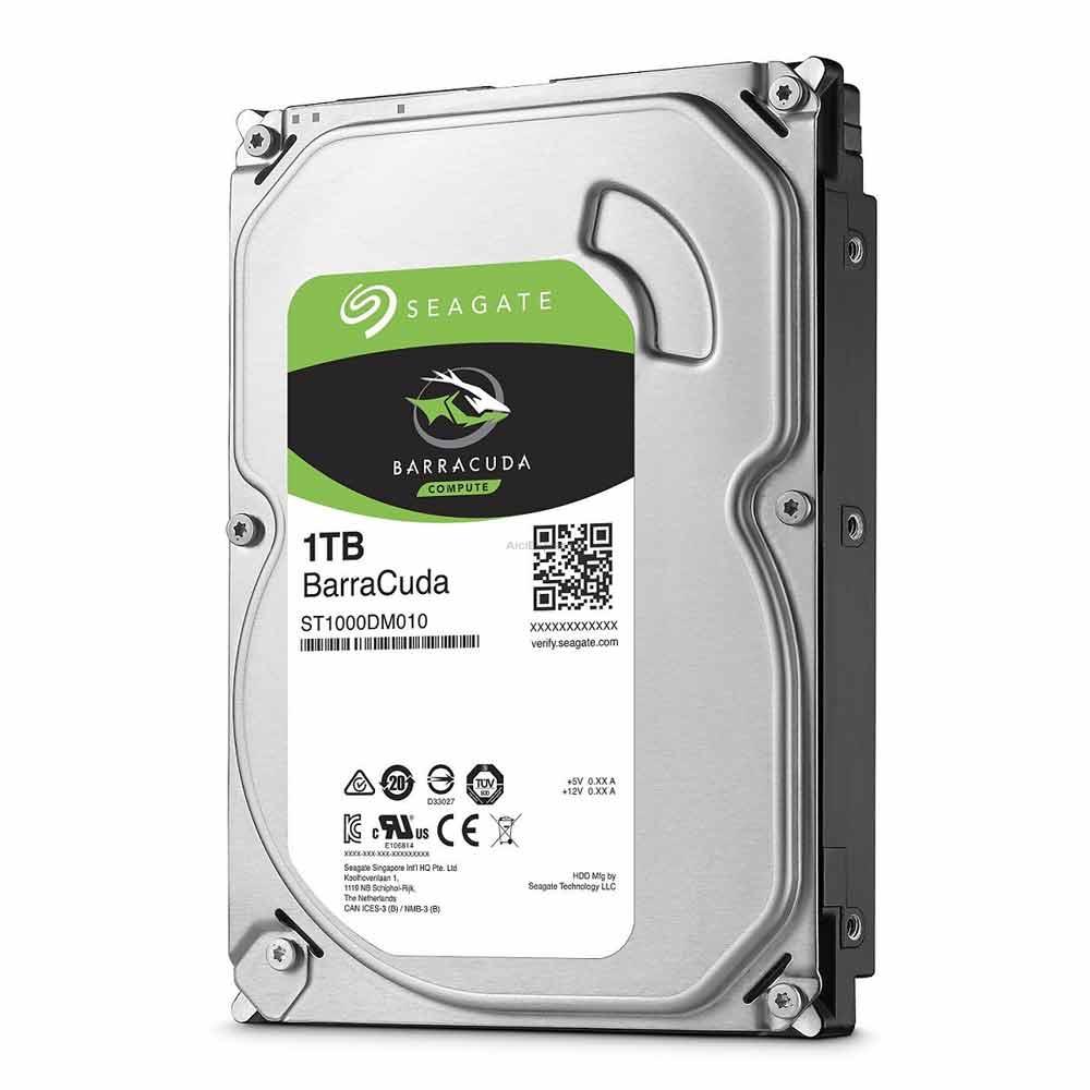 Seagate ST1000DM010 HDD da 1 TB, 64 MB Sata III da 3.5 foto 3