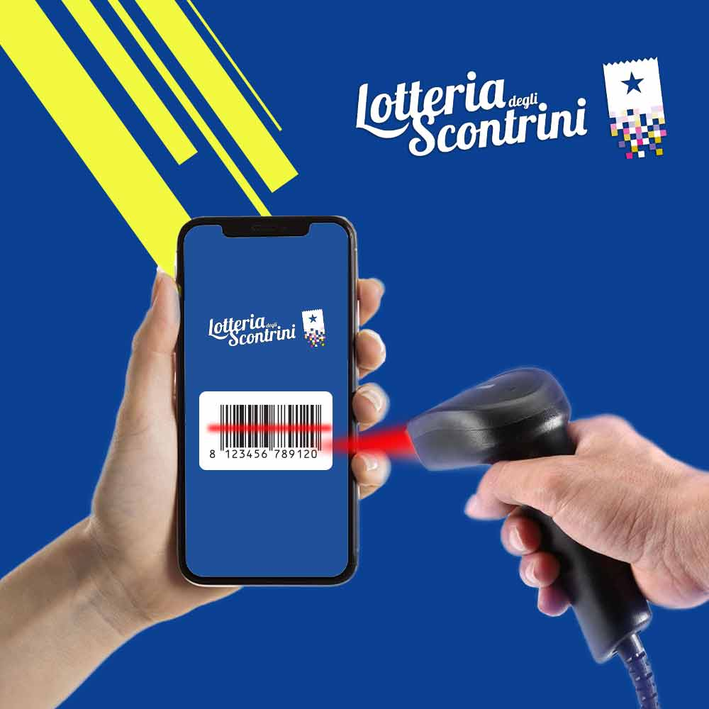 Barcode Lettore di Codici a Barre 2D 1D QR code Fattura elettronica foto 4