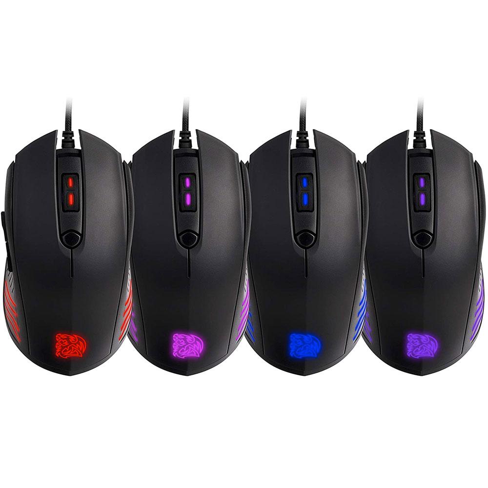 Set tastiera e mouse da gaming challenger rgb combo foto 5