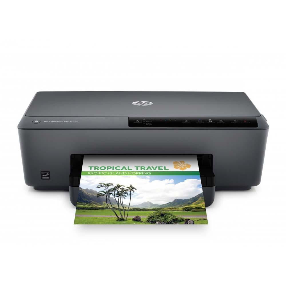 Stampante HP OfficeJet PRO 6230 a getto d'inchiostro fronte-retro Wi-Fi LAN foto 5