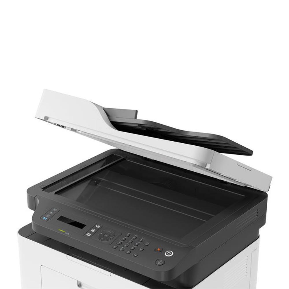Stampante HP Laser MFP 137FNW fronte-retro Fax Scanner Fotocopiatrice WiFi LAN foto 5