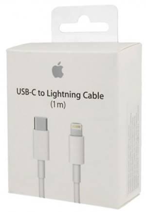 Apple cavo usb type-c a lightning (1m)