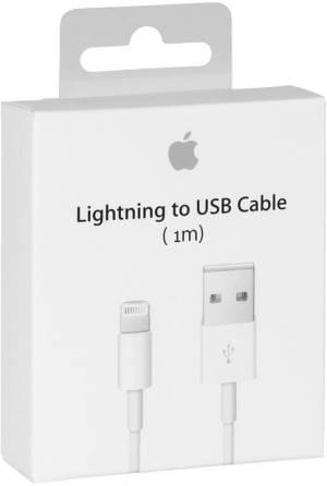 Apple cavo lightning a usb (1m)