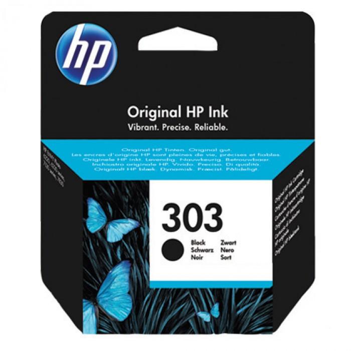 CARTUCCIA ORIGINALE HP T6N02AE BLACK 303 foto 2