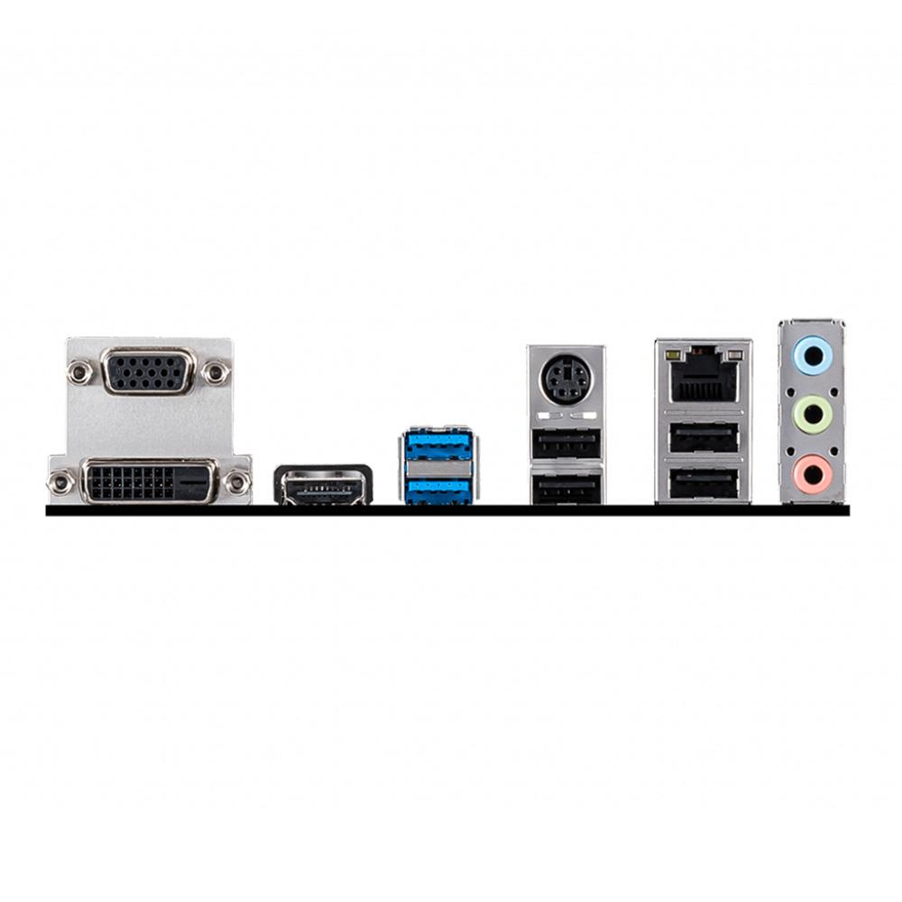 Scheda Madre socket intel LGA 1200 msi pro series H410M-PRO foto 6