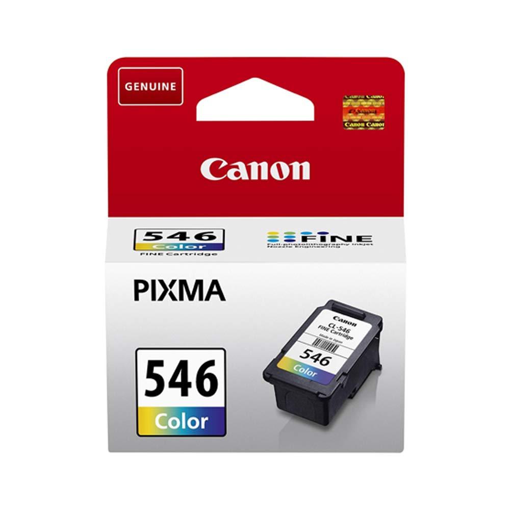 Cartuccia originale Canon CL-546 8289B001 con 3 colori misti ad alte prestazioni foto 2