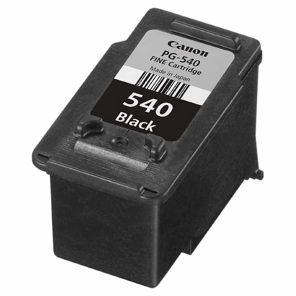 Cartuccia originale Canon PG-540 con inchiostro nero ad alte prestazioni foto 4