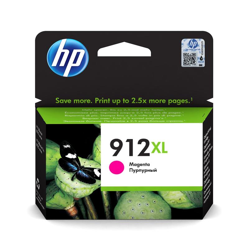 CARTUCCIA ORIGINALE HP 3YL82AE MAGENTA 912XL